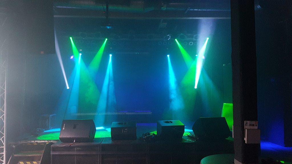 Indoor Bühne